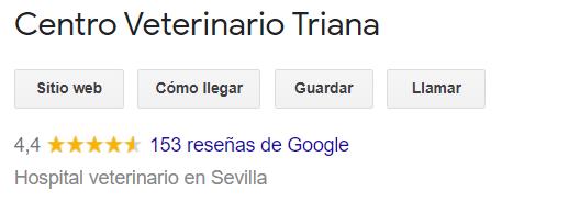Centro veterinario Triana