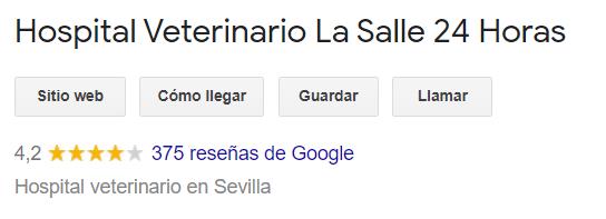 Hospital Veterinario La Salle Sevilla